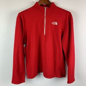 The North Face Mens Large Fleece 1/2 ZipSweater